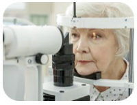 estudio oftalmologico anciana