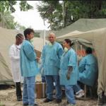 Haití registra el menor índice anual de casos sospechosos de cólera. Brigada Médica Cubana en Haiti