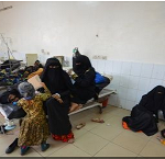 En Yemen, el cólera ha matado ya a más de 1 614 personas en 3 meses