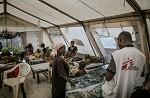 El cólera avanza en el Congo