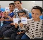 Personas de Yemen fueron vacunadas oralmente contra el cólera, como medida preventiva del brote de esta enfermedad en los últimos días en esa región de África y Oriente Medio