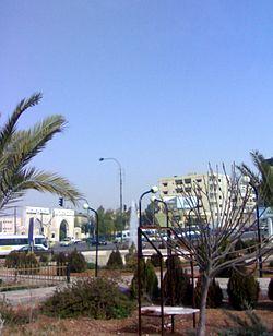 Ciudad de Zarqa. Imagen: Wikipedia