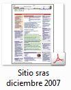 Imagen del sitio SRAS en el año 2007.