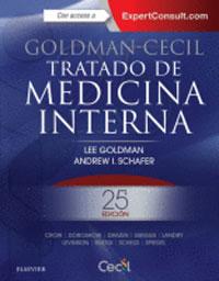 Goldman-Cecil. Tratado de medicina interna 25a Ed