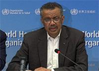 Dr. Tedros Adhanom Gebreyesus