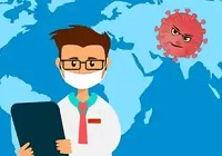 coronavirus vs hombre