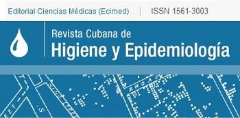 rev cuba higiene y epidemiología