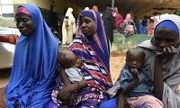 población africana Imagen AFP