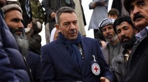 Peter Maurer en Afganistán