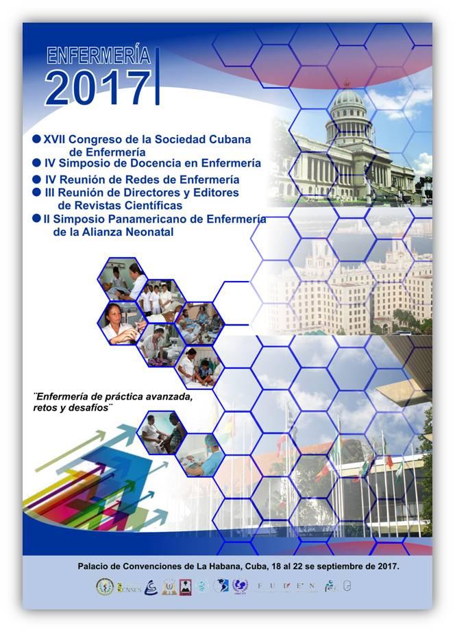 Congreso de enfermería 2017