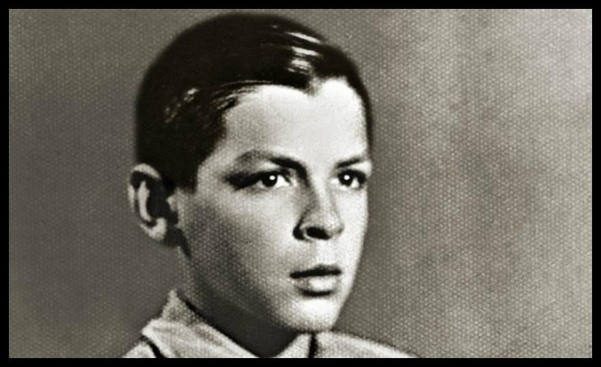 Ernesto Guevara de la Serna en su niñez. (Foto: La Pastera. Museo del Che)