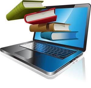libros digitales computadora laptop