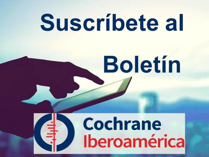 Boletín Cochrane Iberoamérica