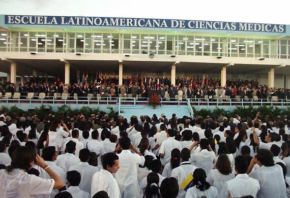 Inauguración de la ELAM