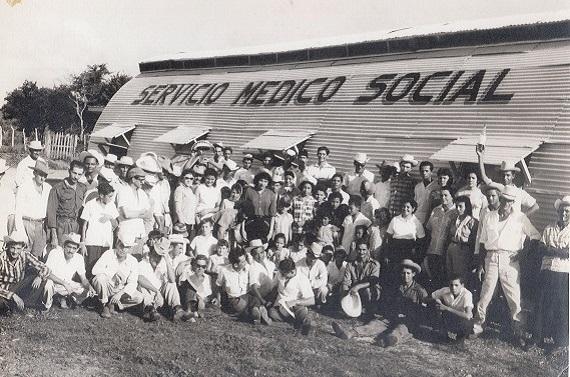 Servicio Médico Rural 1960