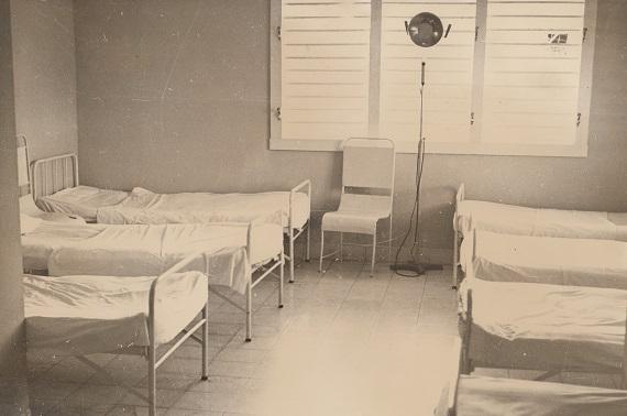 Hospital de Güinía de Miranda, Villa Cara.1965