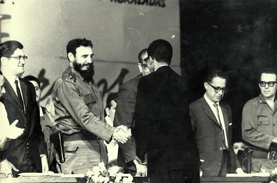 Graduación de estomatólogos 1965