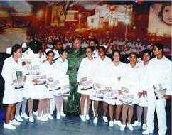 Dr. Fidel Castro Ruz estratega de la salud