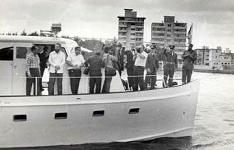 Fidel ha partido hacia la eternidad como un día el Granma navegó hacia la Historia