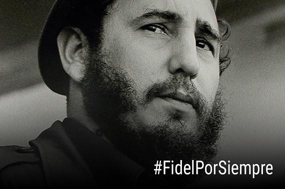 Fidel por siempre