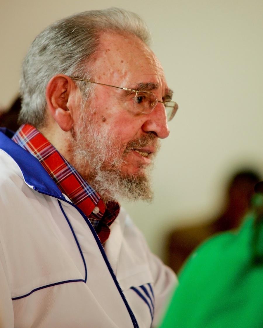 Mensaje de Fidel a los estudiantes