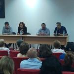Curso internacional Laser Micropulsado IQ577, La Habana 2017