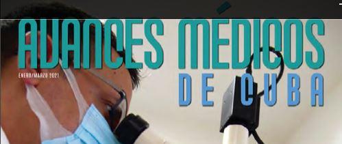 Revista Avances Médicos de Cuba. Sección HistArtMed