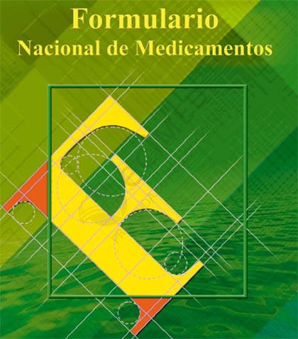 Formulario nacional de medicamentos