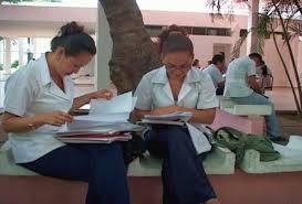 Estudiantes de medicina. Imagen: Perlavisión