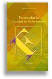 Formulario nacional de medicamentos. Versión impresa