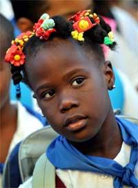 niña Cuba