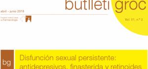 BG Problemas sexuales que pueden persistir durante meses o años tras antidepresivos, finasterida e isotretinoína