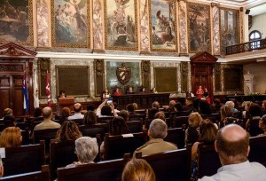 Aula Magna de la Universidad de La Habana