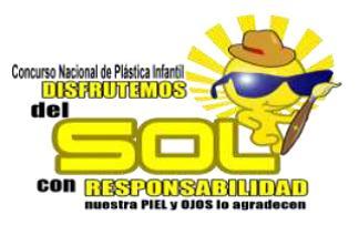 Logotipo del Concurso Disfrutemos del Sol con Responsabilidad