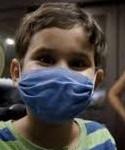 niño durante la pandemia