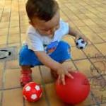 juguetes en el desarrollo psicomotor de los niños