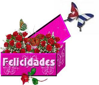 Felicidades Cuba