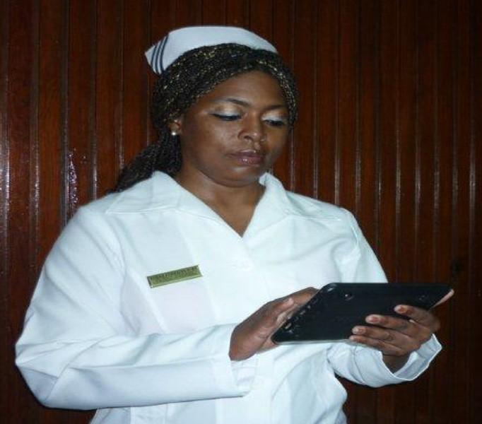 Enfermera Table