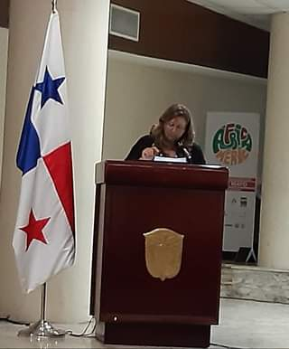 Niurka Reunión de Redes Panamá