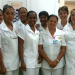 Enfermeros/as del INOR 2018