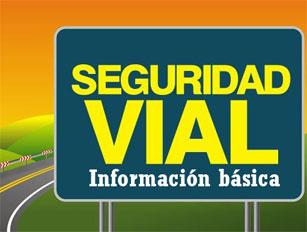 Información básica sobre Seguridad Vial
