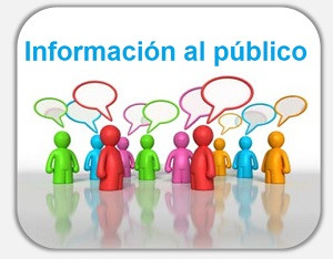 información para el público 3