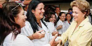 dilma medicos cubanos