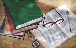 libros y espejuelos