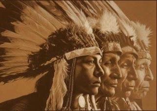 indios cherokee norteamérica