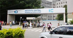 Hospital das Clínicas. Sao Paulo, Brasil