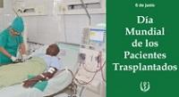 DM paciencte trasplantado