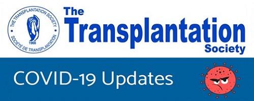 diapo trasplantation society covid info
