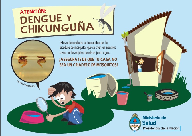 Dengue y chikungunya