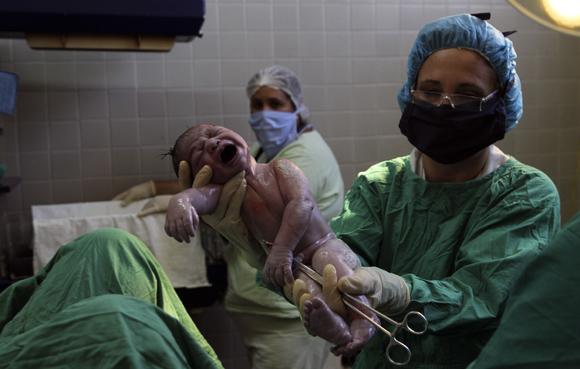Reconocimiento del recién nacido